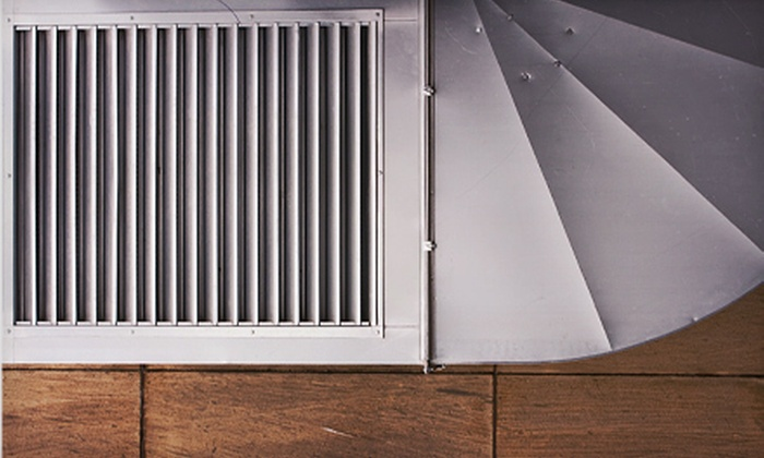 Anovva - Goose Island: $49 for an Air-Duct-Cleaning Package from Anovva ($192.91 Value)