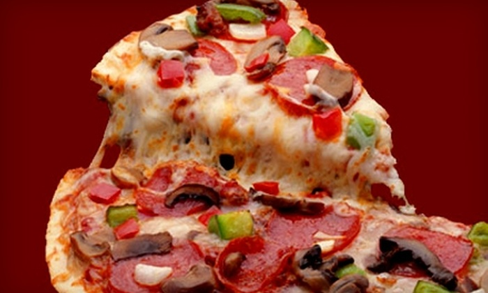 North End Pizza - Las Vegas: $10 for $25 Worth of Italian Fare and More at North End Pizza