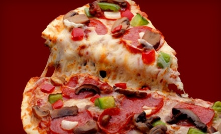 $25 Groupon to North End Pizza - North End Pizza in Las Vegas