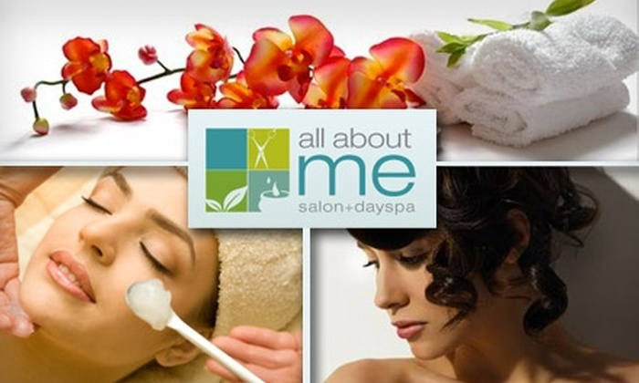 All about me Salon and Day Spa - Towson: $47 for One Classic Éminence Organic Skin Care Facial and Consultation at All About Me Salon and Day Spa