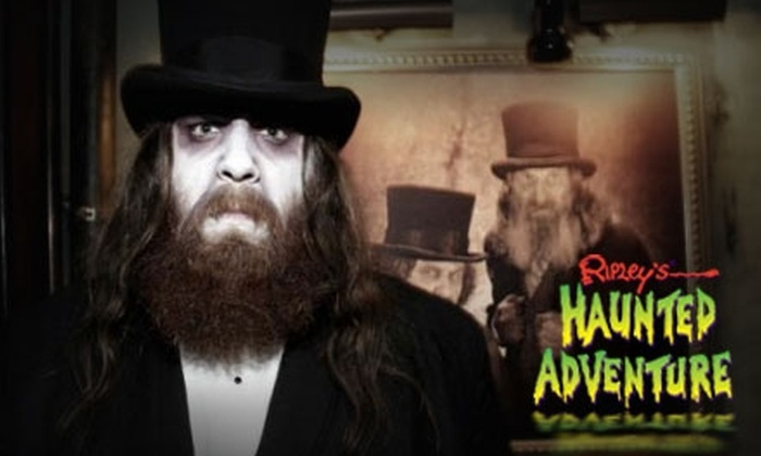 Ripley's Haunted Adventure - Downtown: $9 for One Adult Ticket to Ripley's Haunted Adventure ($19 Value)