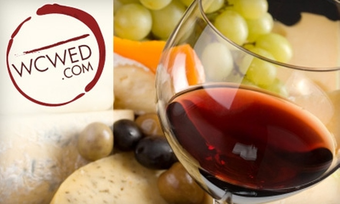 West Coast Wine Education - Vancouver: $223 for Private Wine and Cheese Tasting with a Sommelier from West Coast Wine Education ($470 Value)