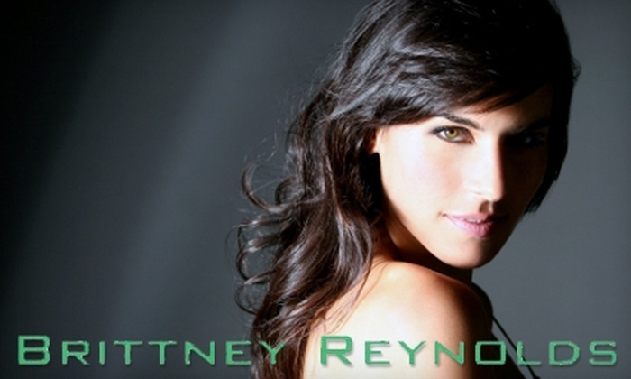 Brittney Reynolds at Traci's Salon - Mesa Verde: $20 for a Haircut and Style from Brittney Reynolds at Traci's Salon ($40 Value)