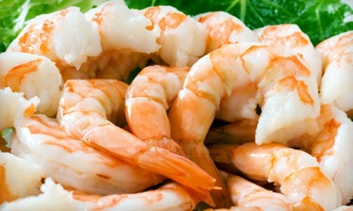 The Fish Market Restaurant - Birmingham: $10 for $20 Worth of Seafood at the Fish Market Restaurant on Hwy 31