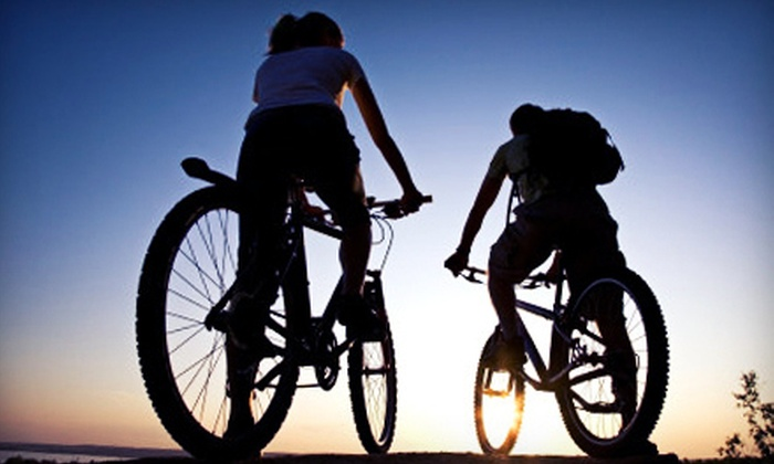 Tread Bike Shop - Inwood: 24-Hour Bike Rental for One or Two from Tread Bike Shop (Up to 56% Off)