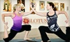 Lotus Yoga, Wellness & Gallery - Downtown Fort Wayne: $20 for Five Yoga Classes at Lotus Yoga, Wellness & Gallery ($40 Value)