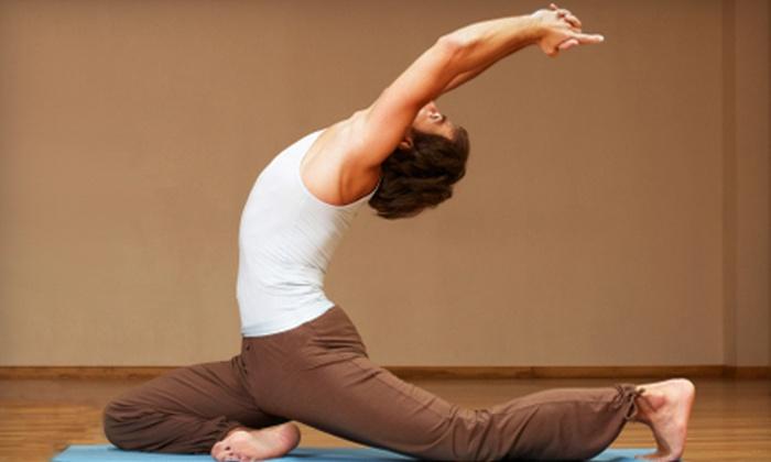 Bikram Yoga Falls - Palmetto Bay: $40 for Five Yoga Classes at Bikram Yoga Falls ($85 Value)