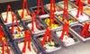 Nikki's Swirl Shoppe - Multiple Locations: $4 for $8 Worth of Frozen Yogurt at Nikki's Swirl Shoppe