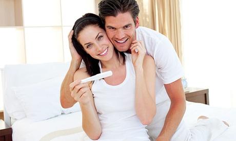 Estudio de fertilidad para la pareja con pruebas, diagnóstico y pronóstico de embarazo por 19,95 €