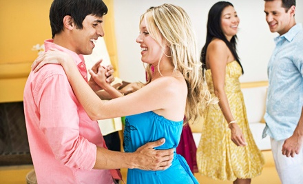 $39 for Dance-Lesson Package at Arthur Murray Franchised Dance Studios ($150 Value)