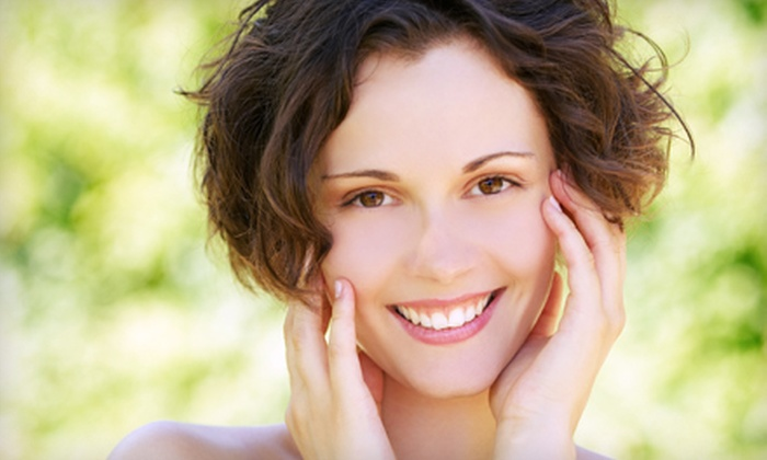 New Look Spa - Commerce Township: One, Three, or Six Laser Facial Refirming Sessions at New Look Spa (Up to 66% Off)