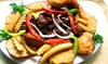 Kizin Creole - Chicago: Haitian Cusine at Kizin Creole (50% Off). Two Options Available.