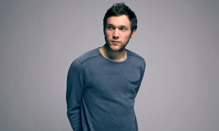 Phillip Phillips with special guest Christian Burghardt - The Xfinity Arena at Everett: Phillip Phillips with Christian Burghardt at The XFINITY Arena at Everett on October 21 at 7 p.m. (Up to 50% Off)