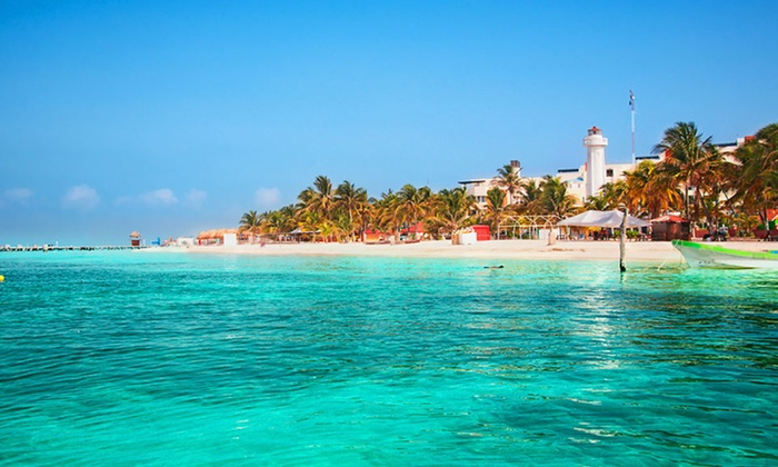 Hotel Bahia Chac Chi In Isla Mujeres Groupon Getaways