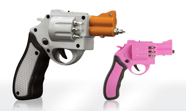 Akkuschrauber rosa Mix and