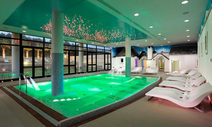 La Chiusa Di Chietri - Grand Hotel La Chiusa Di Chietri: La Chiusa di Chietri - Spa di coppia e bagno romano da 29,90 €