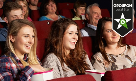 1 o 2 entradas para películas de Cines MAX con palomitas y refresco