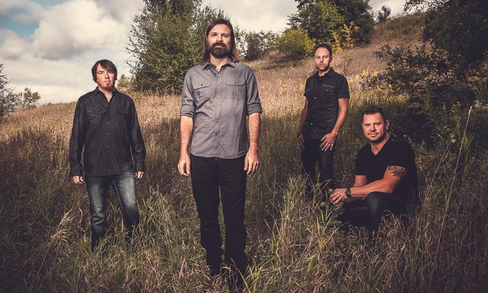 Third Day - Rolling Hills Community Church: Third Day, Brandon Heath, and Warren Barfield for Two on Saturday, October 24 (Up to 42% Off)