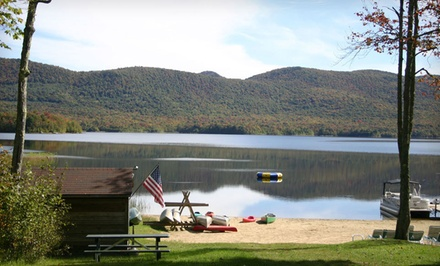 Groupon Deal: 1- or 2-Night Stay for Two in a Classic Lodge Room at The Mountain Top Inn & Resort in Chittenden, VT