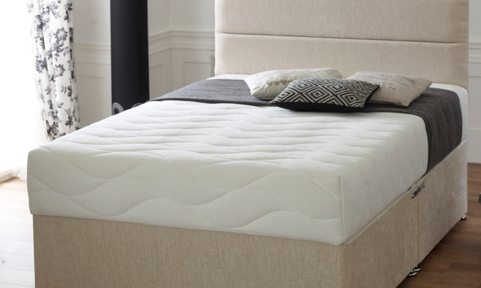 Cool Blue 2500 Superior Memory Mattress from £139