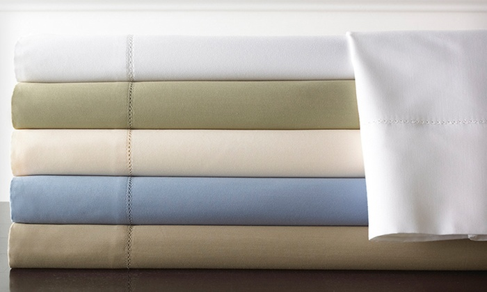 1,000-Thread-Count Cotton Sheets Set: $69 for 1,000-Thread-Count Egyptian-Cotton Sheets ($200 List Price). Four Colors Available. Free Shipping and Returns.