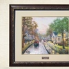 "$99.99 for a 30""x26"" Thomas Kinkade 50th Anniversary Framed Print"