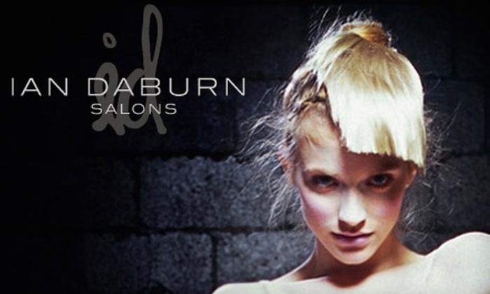 iDaburn salons - Downtown Vancouver: $39 for $80 Worth of Salon Services at iDaburn Salons