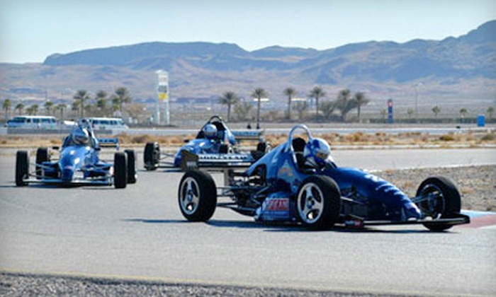 Formula Racing Experience - Soldier: Ride-Along or Formula-Car Driving Experience from Formula Racing Experience (Up to 51% Off)