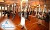 Core Connection Studio - Long Hill: $35 for Four Anti-Gravity Yoga Classes at Core Connection Studio ($100 Value)