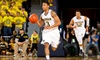 University of Michigan Men's Basketball - Multiple Locations: $60 for Two Big-Ten Ticket Packages for University of Michigan Basketball at Crisler Arena ($120 Value)