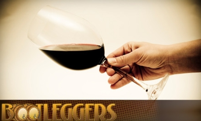 Bootleggers Beer and Wine Home Brewing Supplies - Brandon: $60 for a Wine-Making Ingredient Kit and Wine Processing at Bootleggers Beer and Wine Home Brewing Supplies ($120 Value)