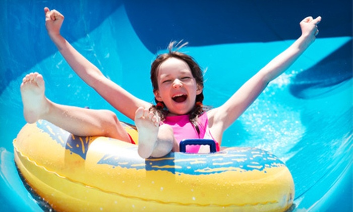 Splash Bay Water Park - Maumee: All-Day Visit for Four or Eight to Splash Bay Water Park in Maumee (Up to 51% Off)