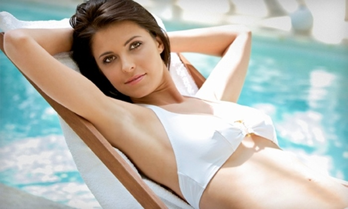 Spa on the River - Baldwinsville: $32 for a French Bikini and Underarm Wax at Spa on the River in Baldwinsville ($64.80 Value)