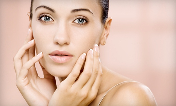 A.G.A. Skin Care & Laser Center - Montgomery: Glow TCA Peel or Laser Fractional Skin-Resurfacing Treatment at A.G.A. Skin Care & Laser Center (Up to $300 Value)