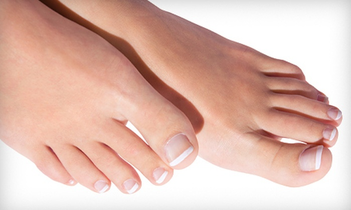 Pure Skin and Body - Macon: Laser Toenail-Fungus Removal on One or Both Feet at Pure Skin and Body in Macon (Up to 59% Off)
