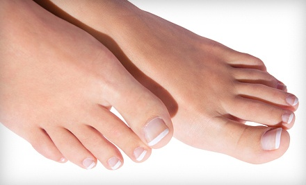 Laser Toenail-Fungus Removal on One Foot (a $300 value) - Pure Skin and Body in Macon
