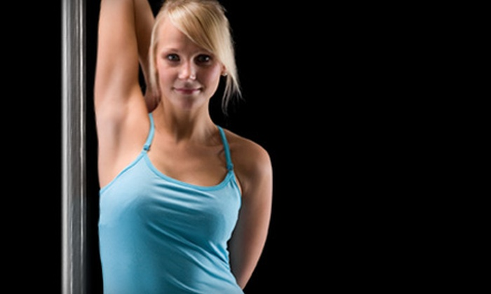Pulse Dance & Fitness - Columbia: Two-Month Unlimited-Class Package or 10 Drop-In Classes at Pulse Dance & Fitness