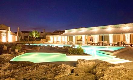 Puglia, Relais Histò 5*L - 1 Notte con colazione, aperitivo, accesso alla Spa di 1750mq o con più cena per due
