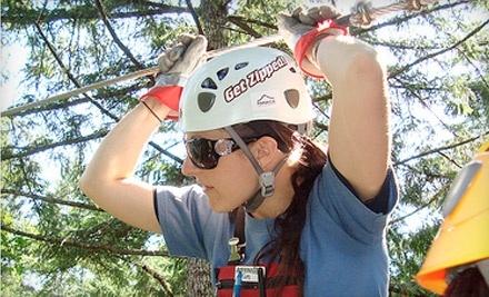 Adrena Line Zipline Adventure Tours - Adrena Line Zipline Adventure Tours in Sooke