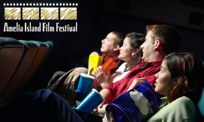 Amelia Island Film Festival - Fernandina Beach: $35 for a Pass to All Screenings at the Amelia Island Film Festival in Fernandina Beach