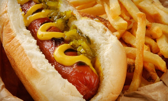 Hot Dog Heaven - Amherst: $5 for $10 Worth of American Fare at Hot Dog Heaven in Amherst