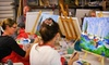 Art Academy at Caprali Studio - Kendall: $25 for a Two-Hour BYOB Painting Class at Art Academy at Caprali Studio ($50 Value)