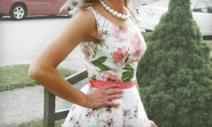Alexis Grace Consignment Boutique - Green Island: $12 for $25 Worth of Consignment Apparel and Accessories at Alexis Grace Consignment Boutique