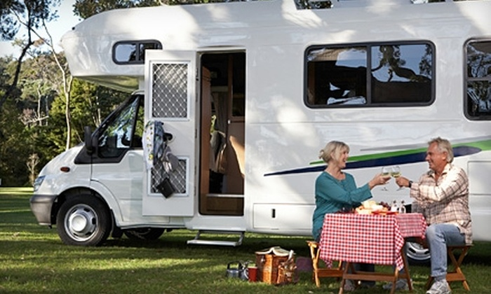 Fun-N-Sun RV - Coopersville: $55 for One Spring Camper Tune-Up at Fun-N-Sun RV in Coopersville ($119 Value)