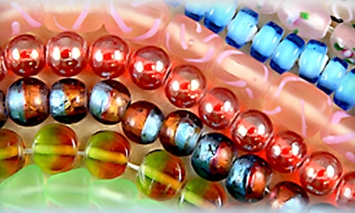 WorldBeads - Multiple Locations: $25 for $50 Worth of Beads, Crystals, Classes, and Tools at WorldBeads. Two Locations Available.