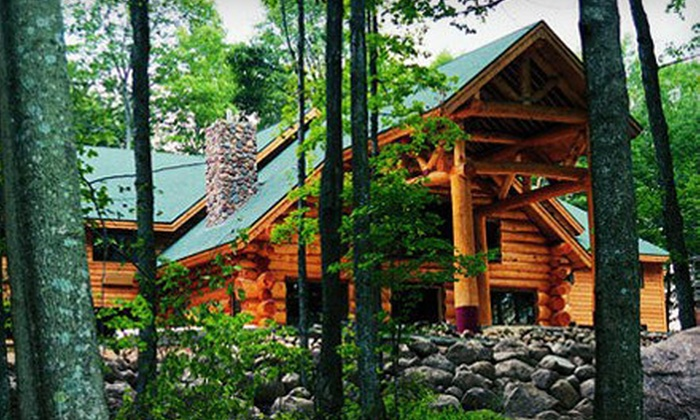 Konkapot Lodge - Bowler: Two-Night Weekday or Weekend Stay, or Four-Night Stay at Konkapot Lodge in Bowler (Up to 61% Off)