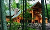 Konkapot Lodge - Clearwater Creek: Two-Night Weekday or Weekend Stay, or Four-Night Stay at Konkapot Lodge in Bowler (Up to 61% Off)