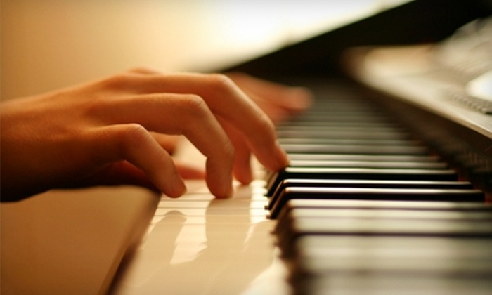Asbury Arts Center - Asbury Lake: $29 for One Month of Private Music Lessons at Asbury Arts Center in Green Cove Springs ($100 Value)