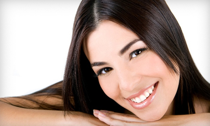 San Angelo Smiles - San Angelo: $109 for an In-Office LumiBrite Teeth Whitening and a LumiSmile Makeover at San Angelo Smiles ($495 Value)
