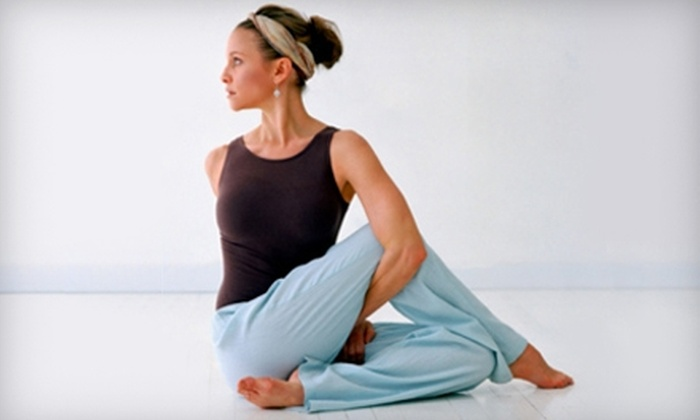 Yoga Sutra NYC - Midtown South Central: $49 for a 10-Class Pass ($190 Value) or $89 for a 20-Class Pass ($355 Value) at Yoga Sutra NYC
